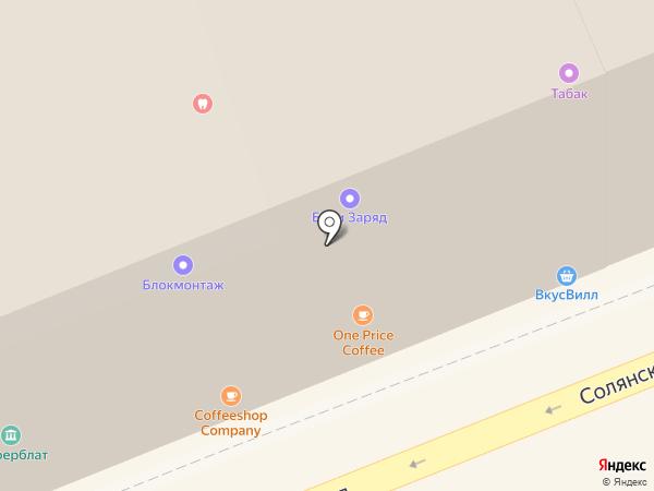 NG на карте Москвы