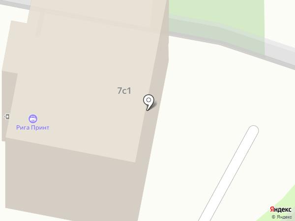 Доктор Ли на карте Москвы