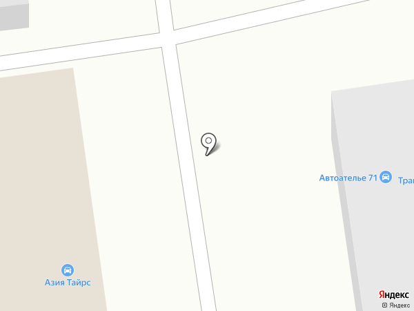 ПАРТНЕР на карте Тулы