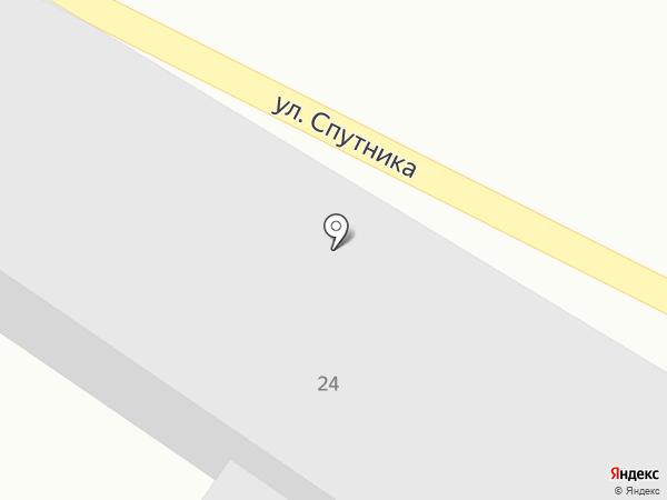 Своя звезда на карте Новороссийска