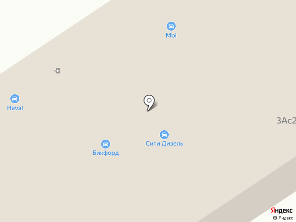 Гринландия на карте Москвы
