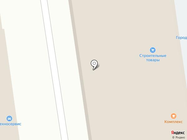 Коллекция ГрадУсов на карте Тулы