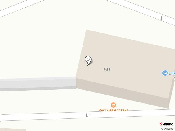 Корвет-т на карте Тулы
