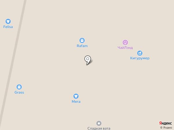 Экспериментория на карте Тулы