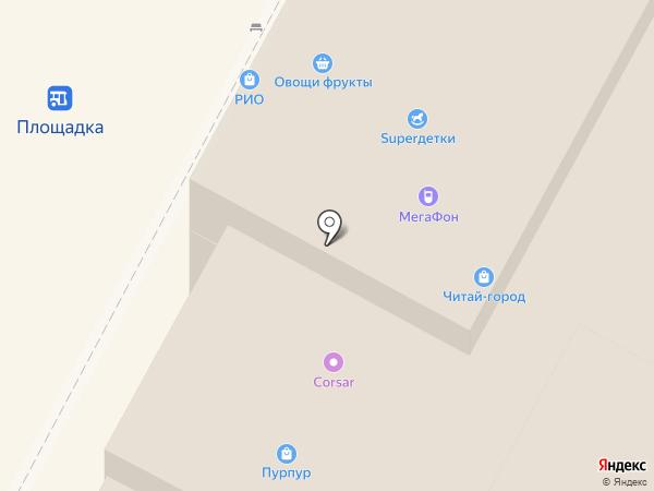 Ciao на карте Тулы