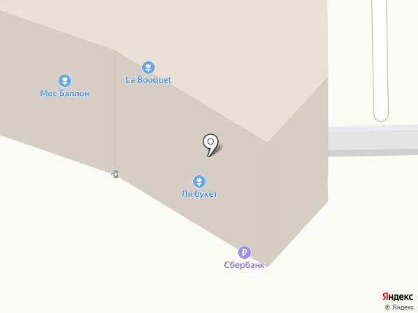Джамал на карте Москвы