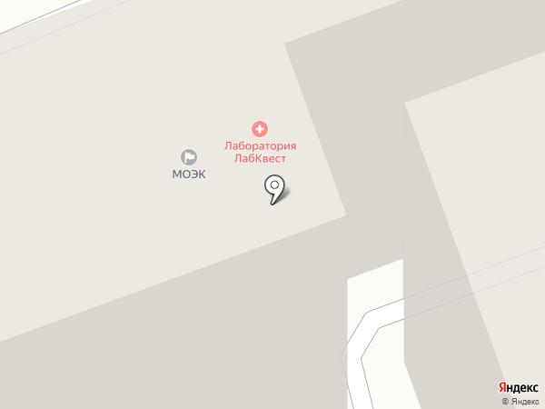 Флорико на карте Москвы