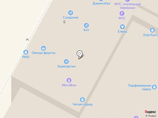 DELUXE на карте Тулы