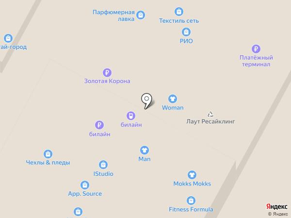 N.STYLE на карте Тулы