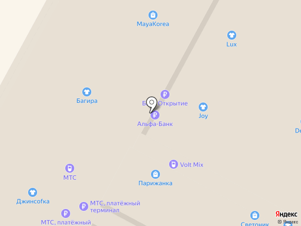 Хобби-островок на карте Тулы