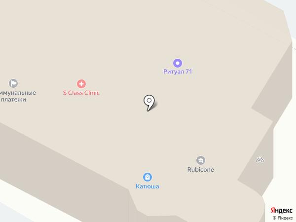 Компьютерная Академия ШАГ-Тула на карте Тулы