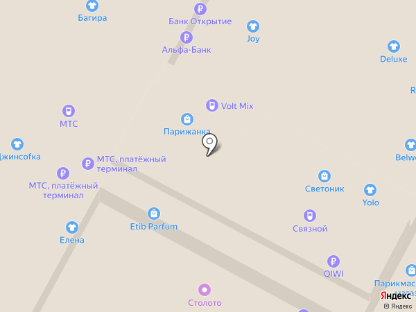 Кассир24.рф на карте Тулы