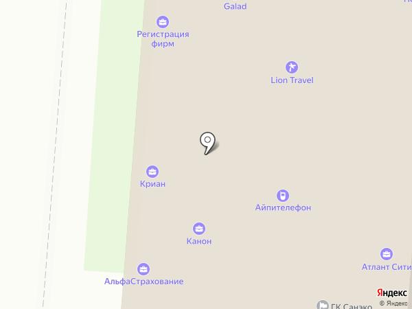 SkyTech Personal на карте Москвы