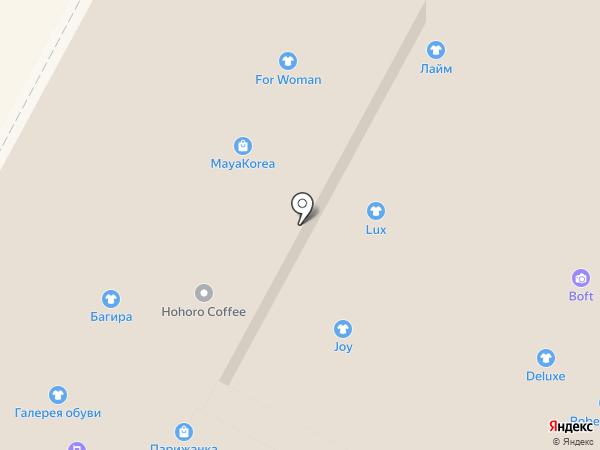 Lux на карте Тулы