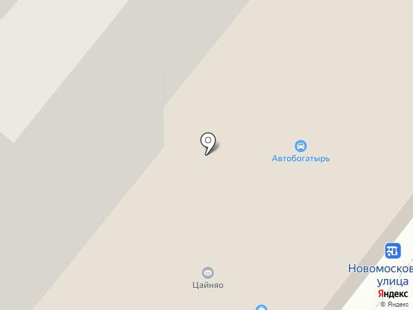 Алко24 на карте Тулы
