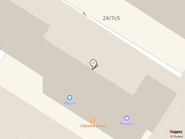Smart Place Розетка и кофе на карте Москвы