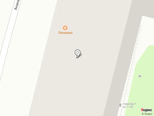 Кафе-кулинария на карте Москвы