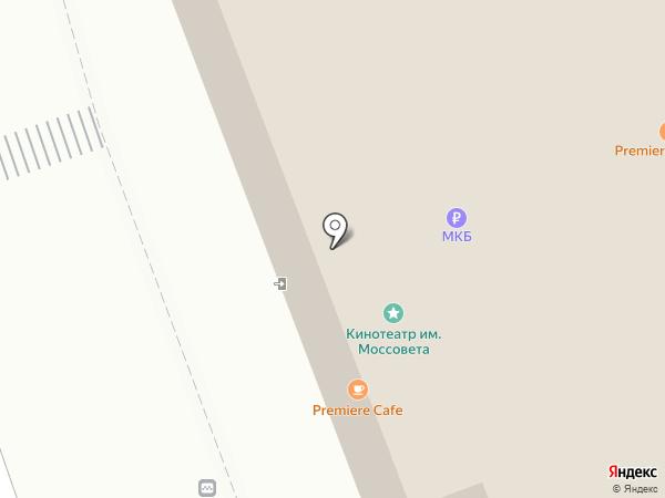 Юг 52 на карте Москвы