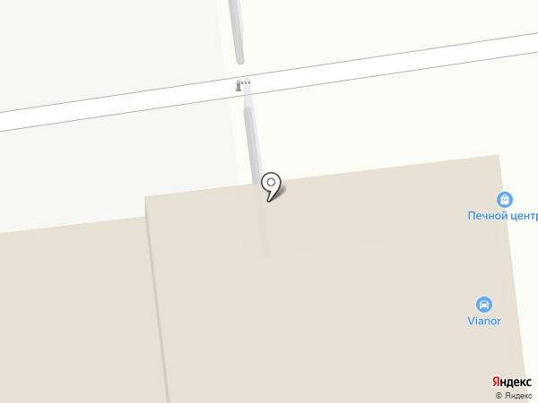 МАЗЗАПЧАСТИ на карте Тулы