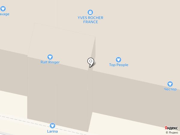 TOP PEOPLE на карте Тулы