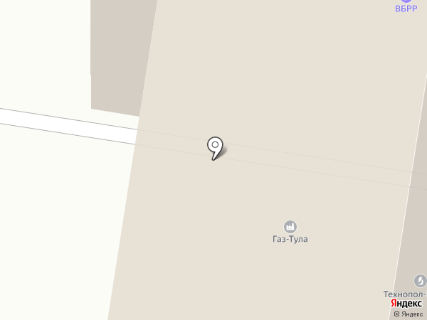 Ослик Венди на карте Москвы