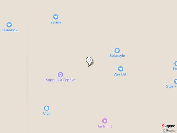 SoloStyle на карте Тулы