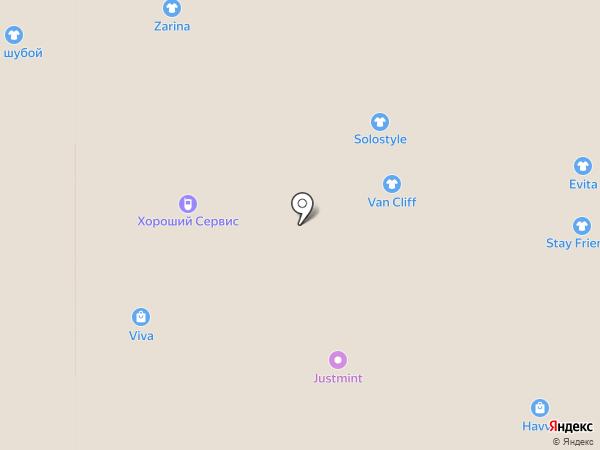 585 на карте Тулы