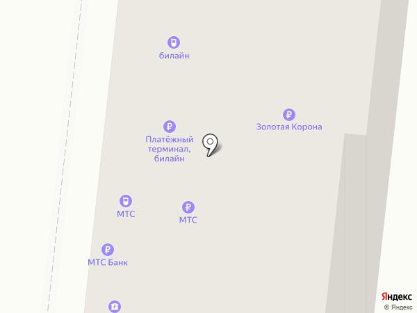 МТС-Банк, ПАО на карте Москвы