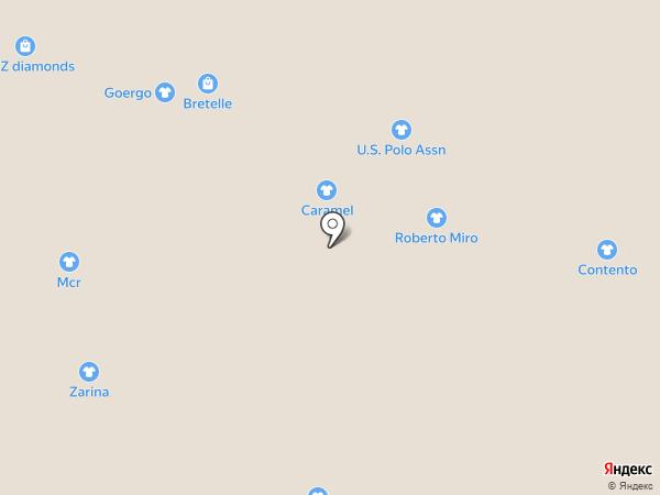 Tacco на карте Тулы