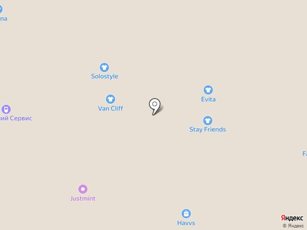 Evita на карте Тулы