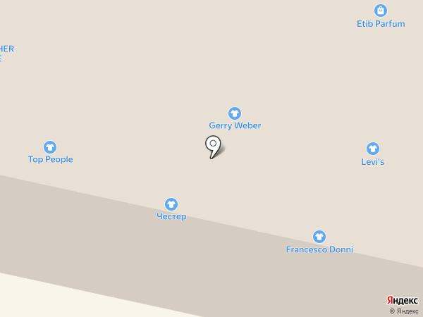 Консул на карте Тулы