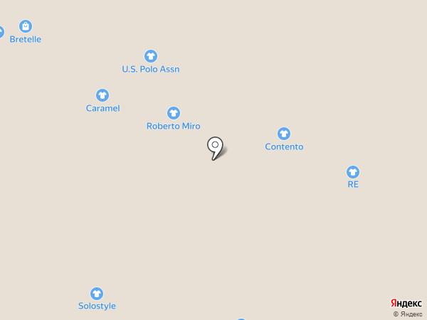 CONTENTO на карте Тулы