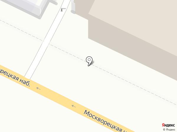 Сиб Строй на карте Москвы