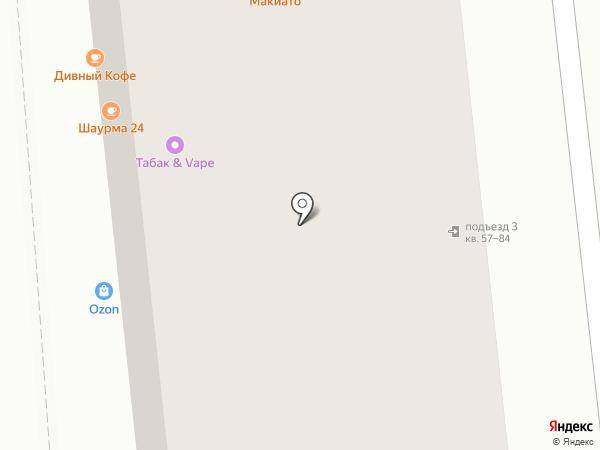 Юлмарт Аутпост на карте Москвы