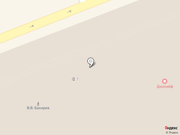 Федеральная служба войск национальной гвардии РФ на карте Москвы