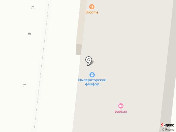 Mr.Чо на карте Москвы