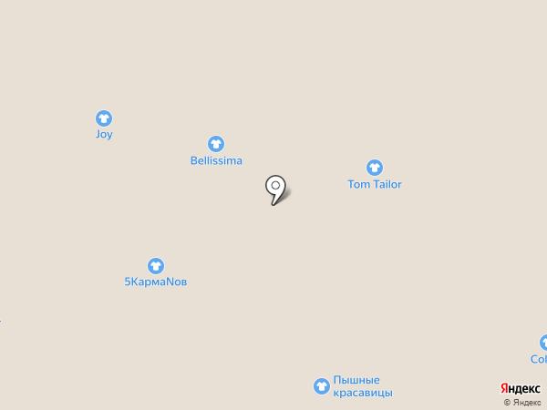 BENATTI на карте Тулы