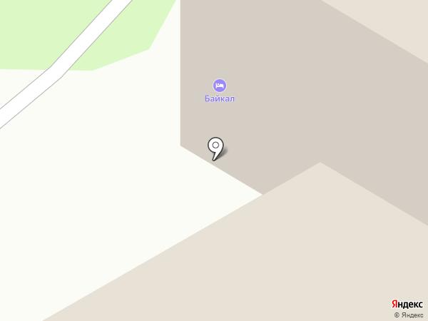 TWIST на карте Москвы