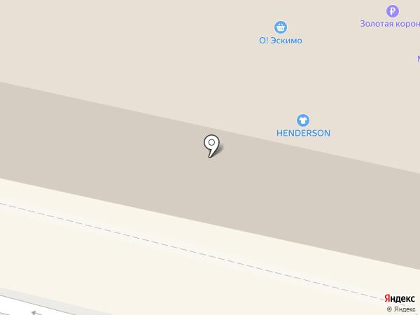 Комильфо на карте Тулы