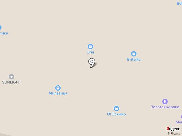 Авто системы на карте Тулы