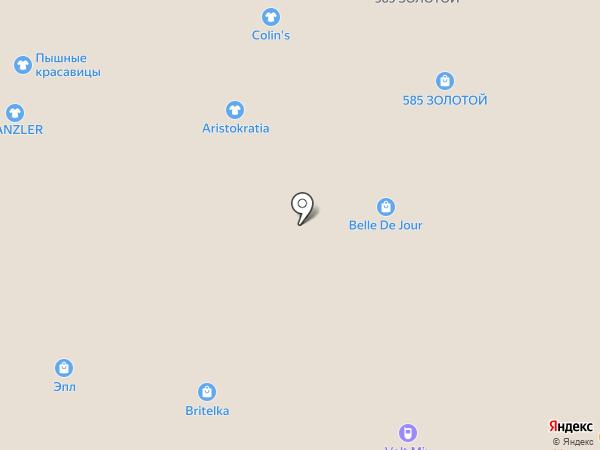 Bell de jour на карте Тулы
