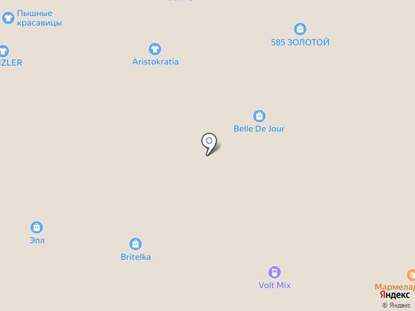 PANDORA на карте Тулы