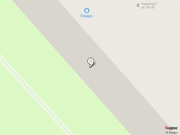 Фитнес - пекарня на карте Тулы