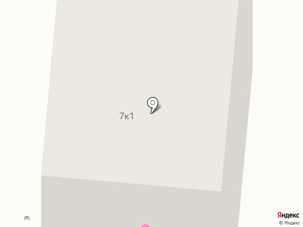Pur Pur на карте Москвы