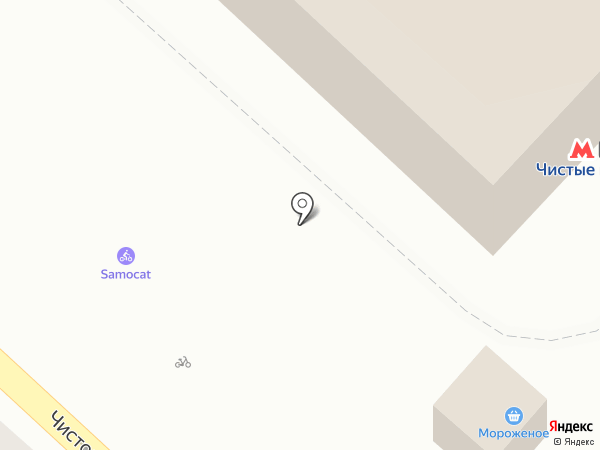 Dr-mobile на карте Москвы