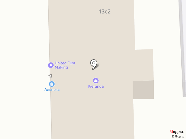 Аd.Point на карте Москвы