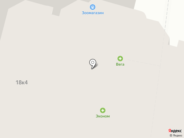 Погребок Квасира на карте Москвы