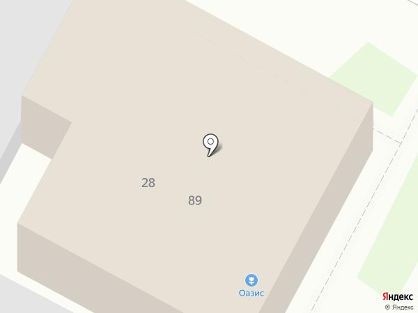 Оазис на карте Тулы
