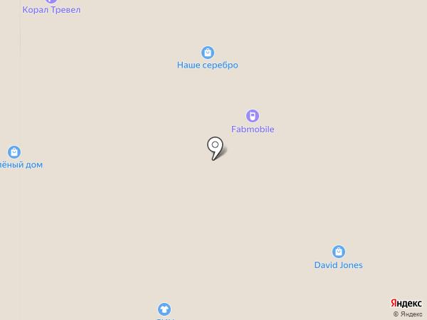 Шале на карте Тулы