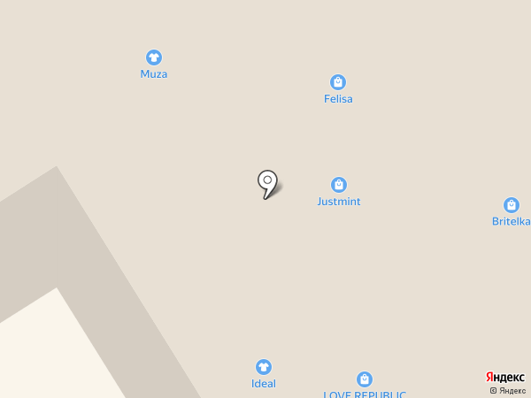 TONYMOLY на карте Тулы